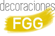 Aviso legal - Decoraciones FGG